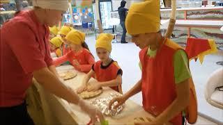 VLOG: Печенье своими руками. Мастер класс по выпечке печенья в Мега Антошке.
