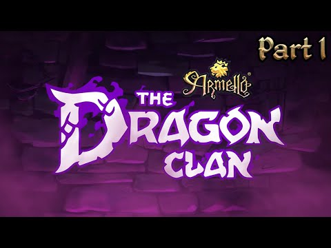 Armello - Part 1 - THE DRAGON CLAN (4 Player Gameplay)