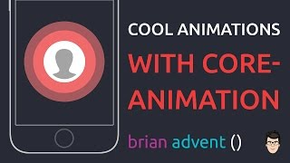 iOS Swift Tutorial: Cool Animations with Core Animation - Shaking Textfield & Pulse Animation