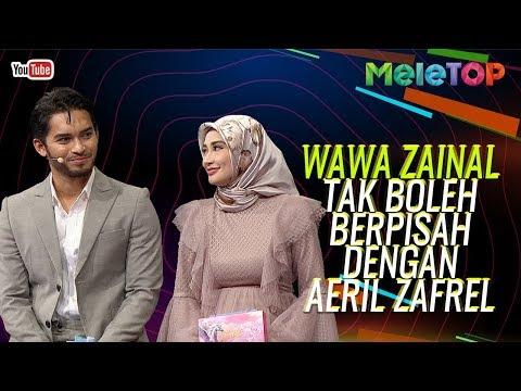 Wawa Zainal tak boleh berpisah dengan Aeril Zafrel | Nabil & Amelia Henderson