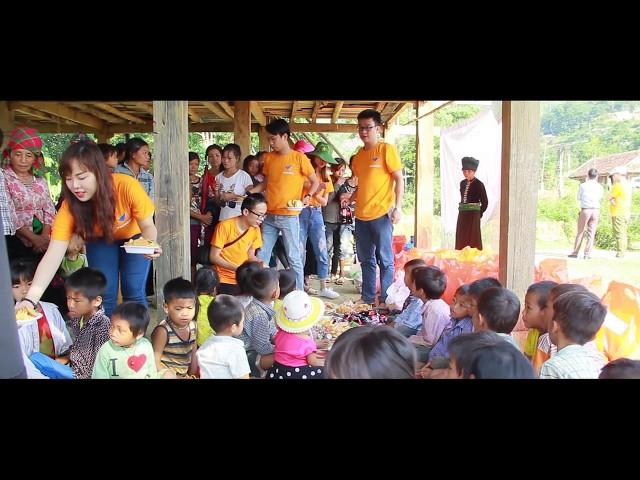 """Chương trình từ thiện """" giấc mơ vùng cao cùng Vinahure"""""""