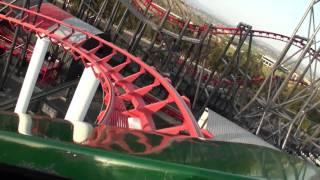 Viper At Six Flags Magic Mountain California