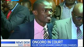 Ex-Mp Elizabeth Ongoro arraigned in court today in Nairobi