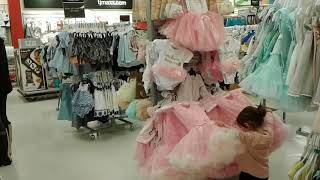 США. Сколько стоят детские вещи. Магазин TJ Max