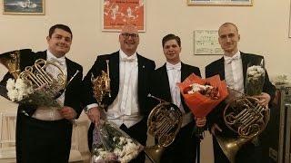 R. Schumann - Konzertstück For Four Horns And Orchestra Op.86.