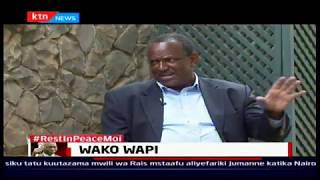 Wako wapi?   Aliyekuwa mbuge wa Gachoka Joe Nyaga asimulia alioko kwa sasa