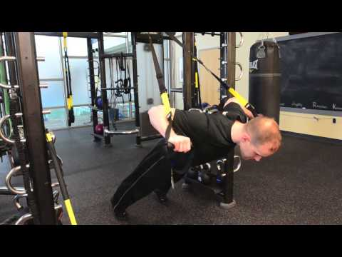 TRX Push-up