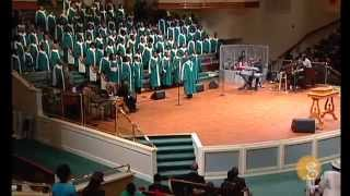 "Shiloh Church JAX ""Take Me Back Mega Medley"" led by Pastor Joe Pace"