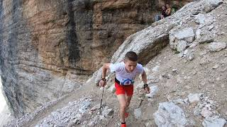 Davide Magnini Ascend record Dolomyths run 2019