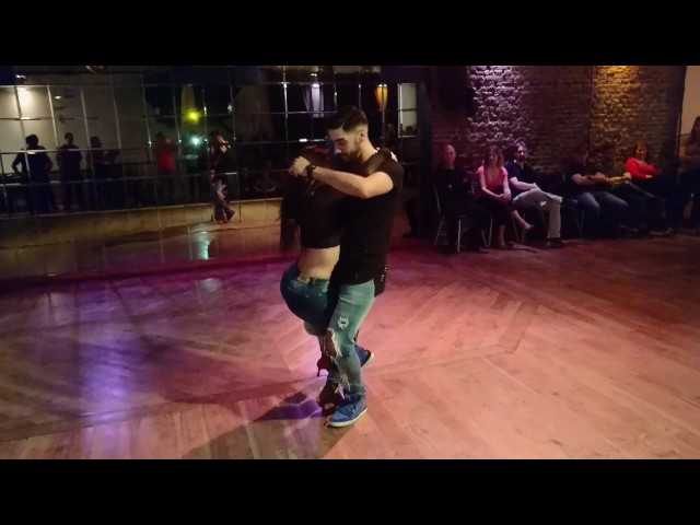 Nahir Romano, Jorge Solohaga - Prince Royce - Amor Prohibido