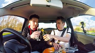 YOUTUBERS TEACH ME TO DRIVE ft SIMON