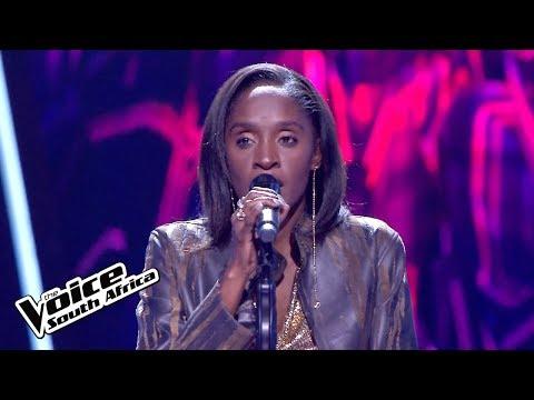 Chezelle Shahadat – 'The Sound of Silence'   Blind Audition   The Voice SA: Season 3   M-Net