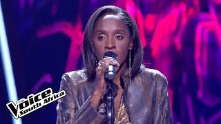Chezelle Shahadat – 'The Sound of Silence' | Blind Audition | The Voice SA: Season 3 | M-Net