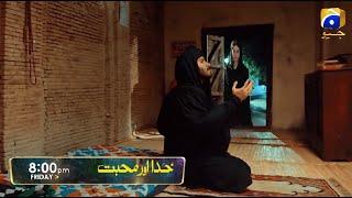 Khuda Aur Muhabbat Episode 25   Huda Aur Muhabbat Episode 25   Har Pal Geo Dramas