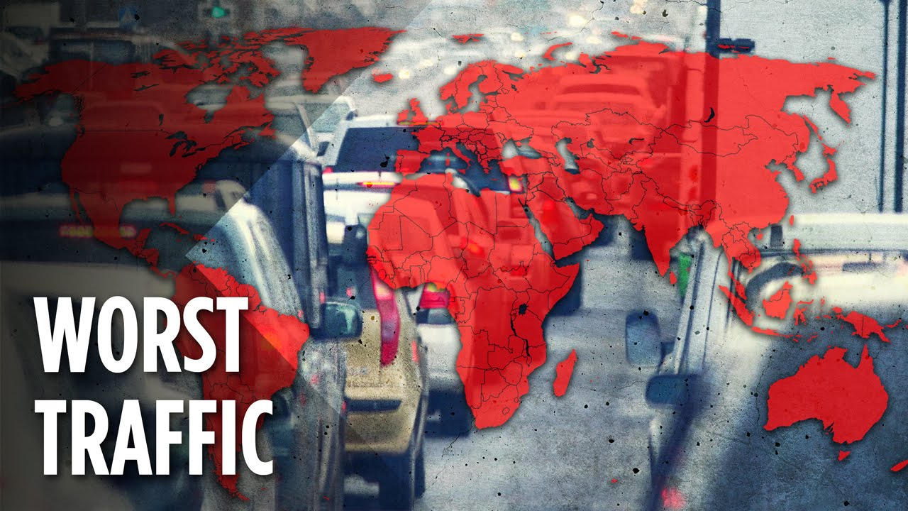 Where Is The Worst Traffic In The World? thumbnail