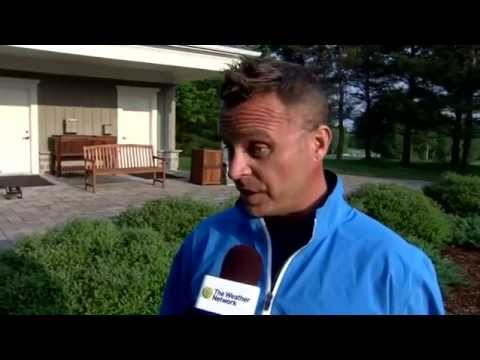 The Weather Network: Granite Golf Club's Lightning Detection System