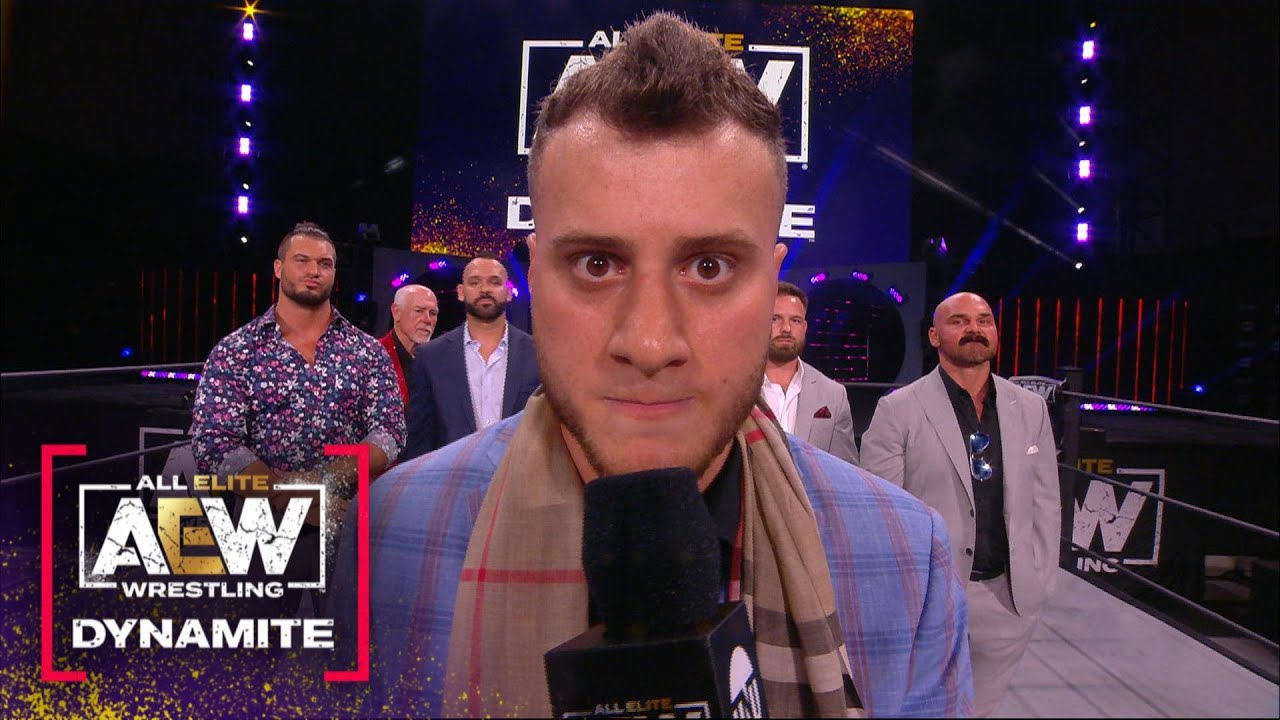 WWE SmackDown Superstar Reacts To MJF Owning Cryptocurrency