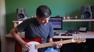 """Marcos Parise - Solo da Musica """"Twang Town"""" (Luiz Braido)"""