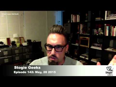 Stogie Geeks Episode 142