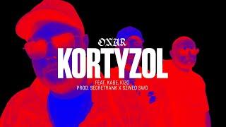 Kadr z teledysku Kortyzol tekst piosenki Onar feat. Kizo, Kabe