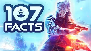 107 Battlefield V Facts You Should Know! | The Leaderboard