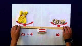 Linear Equations - Balancing The Equation