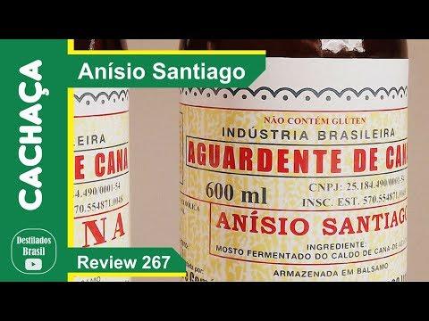Anísio Santiago – Cachaça  – Review 267