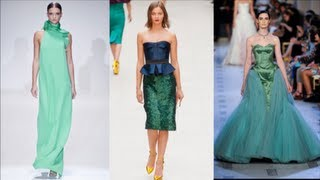 The Top Trends to Wear in 2013!