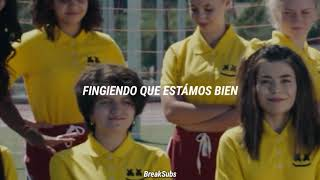 Marshmello Ft. Bastille - Happier (traducida Al Español + Video Oficial)
