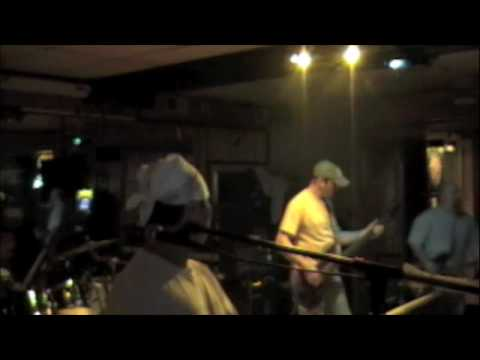 Live performance By Nick Stango on Bass guitar with Band Kamp