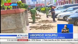 Watu 10000 wamepoteza ajira kutoka na zoezI la ubozi mjini Kisumu