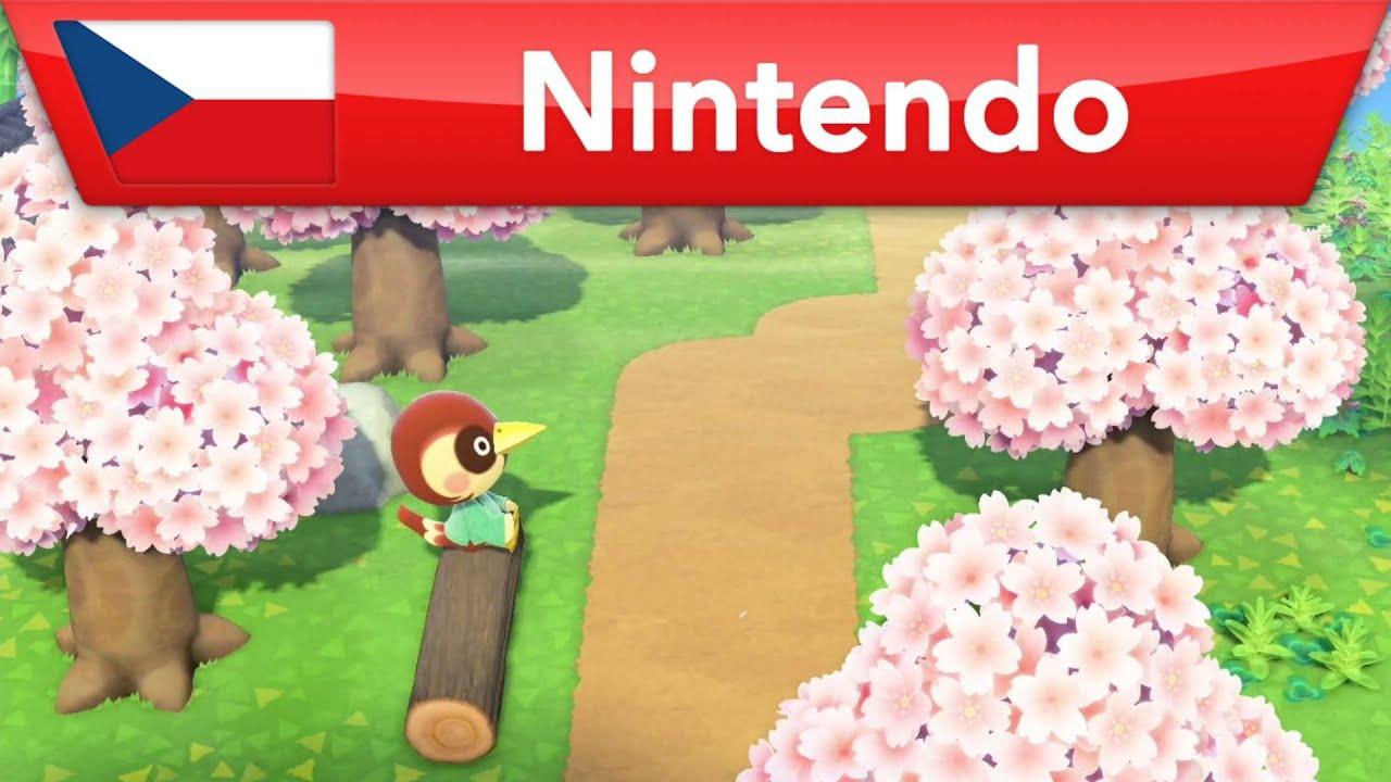 Animal Crossing: New Horizons - Váš ostrov v dubnu! | Nintendo Switch