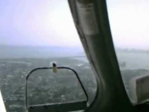 Aterrizaje en Cartagena Escuela de Aviación del Pacífico Ltda