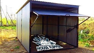 ГАРАЖ МЕЧТЫ ► House Flipper #8