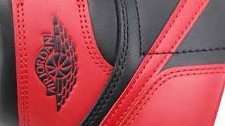 The Air Jordan 1 Reverse Bred Limited to 23,000