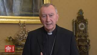 Parolin on the Agreement between Holy See and People's Republic of China (3:24)