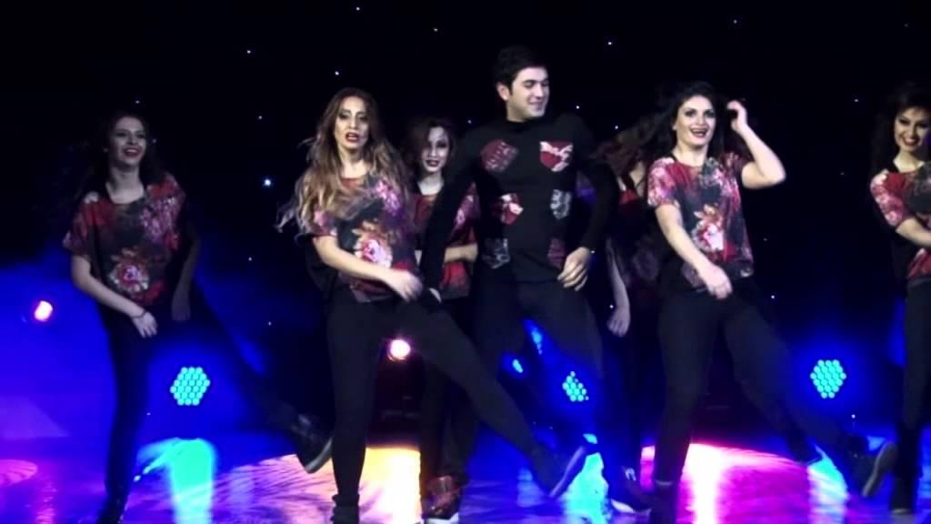 Amaras Dance Studio / 18 Years Old – Mihran Tsarukyan