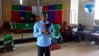 Ndindi Nyoro sorry for church chaos-VIDEO