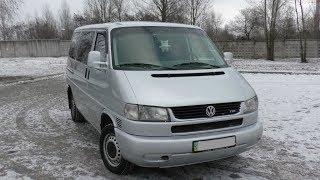 Volkswagen Transporter T4   Еще тот....