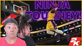 A Crazy DOUBLE OT Game To Decide Who Goes To The Finals! (NBA 2K20)