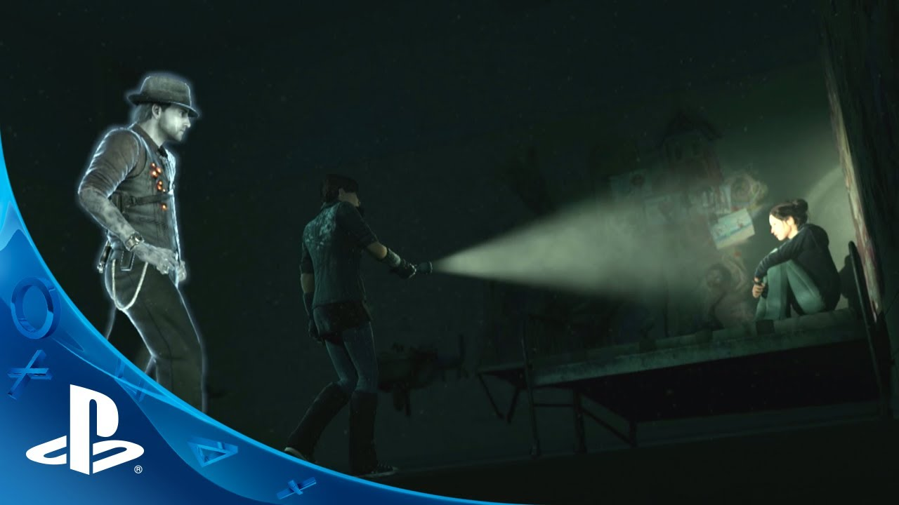 Behind the Supernatural Scenes of Murdered: Soul Suspect on PS4, PS3