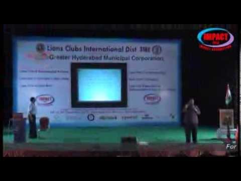 Memory Techniques|JSP Raj|TELUGU IMPACT Hyd Dec 2013