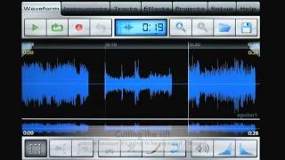 Music Studio Guitar Recording