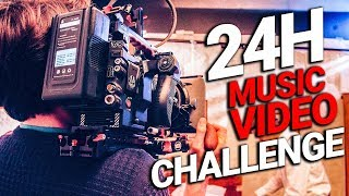 Making a MUSIC VIDEO in 24 HOURS | CB07 (Team Red)