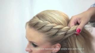 Для самых модных девчонок, Мастер-класс «Техника плетения кос»