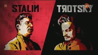 Stalin Kontra Trocki - Wojna światów. Film Dokumentalny Lektor PL