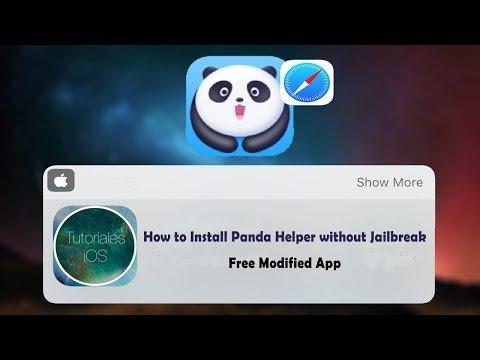 [Tutorial iDevice] Juegos H4ck34d05 y Aplicaciones ++ (Vol. 9) [Panda Helper]