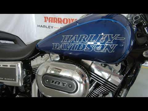 2016 Harley-Davidson Low Rider FXDL 103