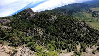 """Lions Head and Eagle River // 7"""" FPV Drone // iFlight DC7"""