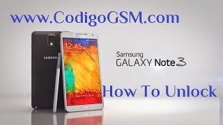 Unlock Samsung Galaxy Note 4 (Step by step unlocking tutorial